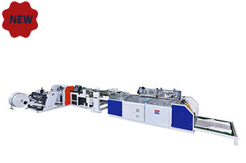 Fully Automatic Bag Top Hemming Conversion Line