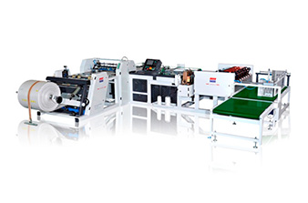 PP Woven Bag Automatic Cutting-Sewing Machine CS-2012(NEW DEVELOPED MODEL)